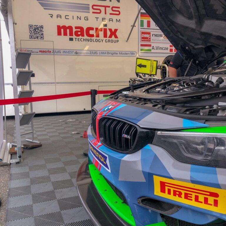 Macrix beim Sachsenring