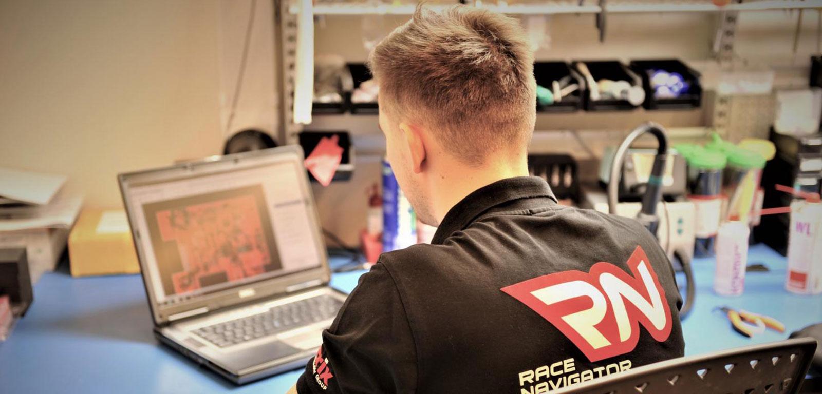 RN Race Navigator App